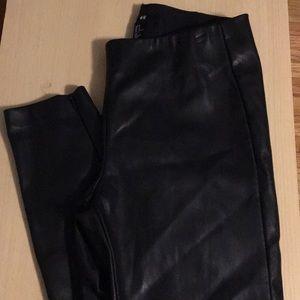 H&M Pleather Leggings