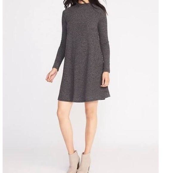 c6db2834764 Boohoo Dresses   Skirts - Boohoo Mock Turtleneck Sweater Dress