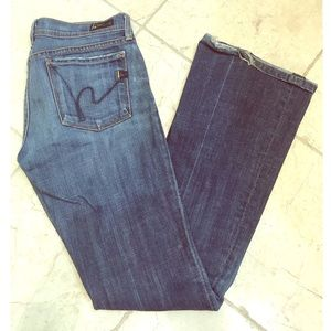 Citizens of Humanities Flare Jeans