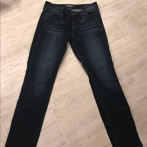 Lucky brand denim jeans 10/30