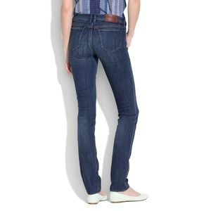 Madewell Rail Straight Jeans - Size 28