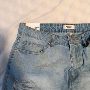 Forever 21 Denim Shorts