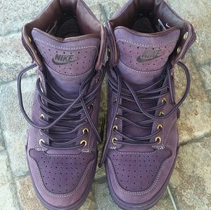Nike women ankle boot sneakers