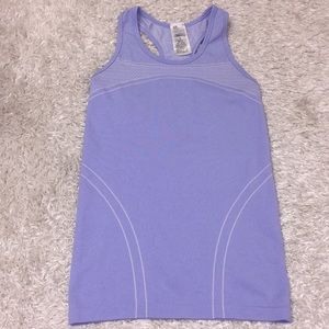 Gap Fit Lilac Fitted Tank