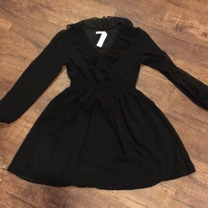 Tulle Black dress-size small