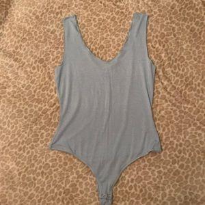New thong bodysuit