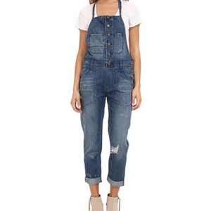 """Billabong """"Over it All"""" Overall"""