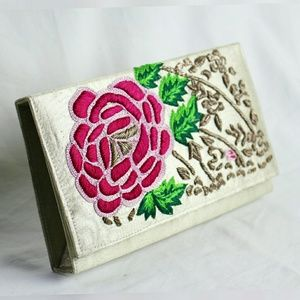 Handbags - Embellished Evening clutch