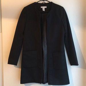 H&M Texture Coat