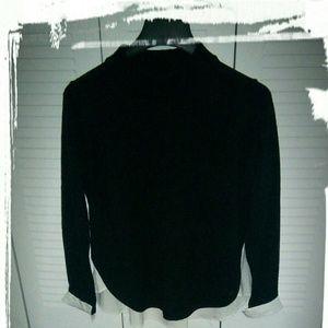 New York & Company Hi Lo Sweater