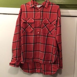 Flannel Tunic