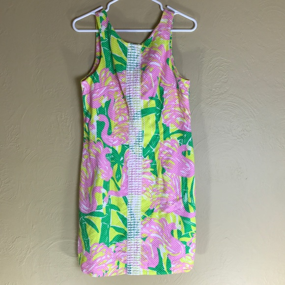 0eeea0c5ec4 Lilly Pulitzer for Target Dresses   Skirts - Lilly Pulitzer Target Flamingo  Print Dress