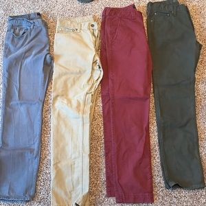 Other - 4 Pairs Of mens slim/skinny jeans