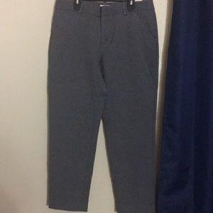 Ankle size 10 stretch pants