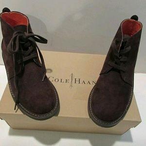 Children's Cole Haan boots
