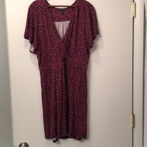 Floral dress by Gap, size M
