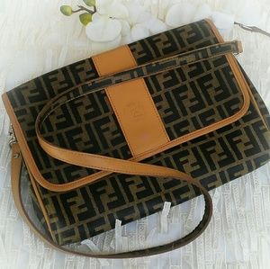 Fendi 1980's Vintage Bag