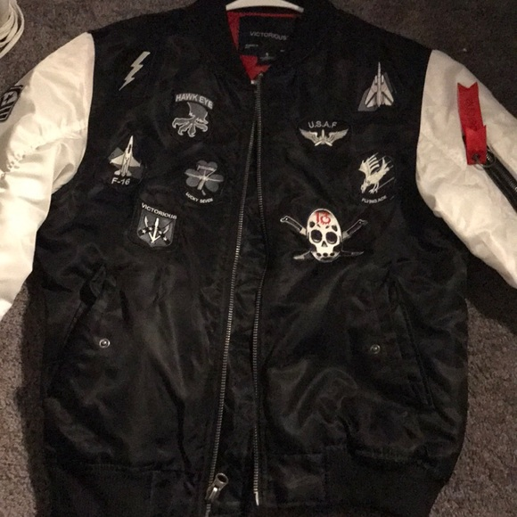 3c6db7e47e61d Custom Bomber Jacket