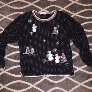 """Urban Outfitters """"Ugly"""" Christmas Sweater"""
