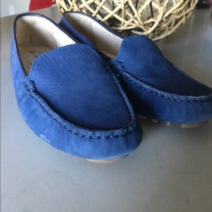 ‼️NEW Cole Haan suede loafers