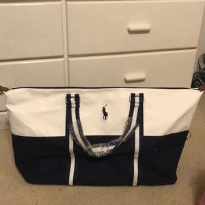BRAND NEW Ralph Lauren overnight/travel bag
