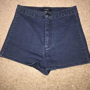 F21 High Waisted Shorts
