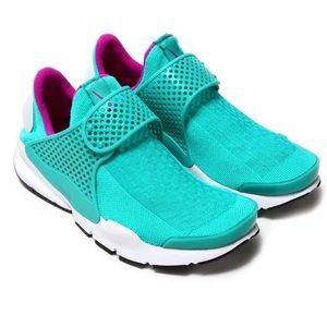 Nike Sock Dart Sneakers Jade/White