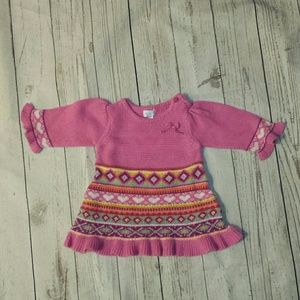Sweater Dress 3-6m Childrens Place