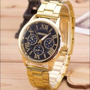 Other - Gold Stainless Steel Watch