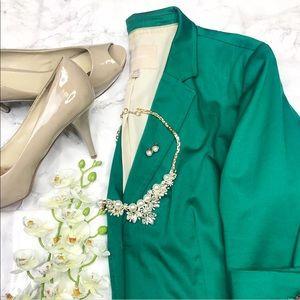 Green BRFS Blazer
