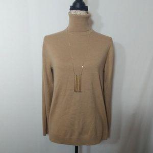 Gap long sleeve turtleneck sweater size medium