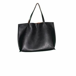 American Eagle Outfitters Black/Camel Tote