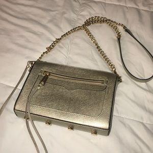 NWOT Rebecca Minkoff Micro Avery Crossbody Bag