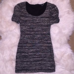 ‼️women's black and white sweater dress‼️