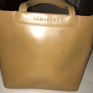Lamarthe shopping bag tote