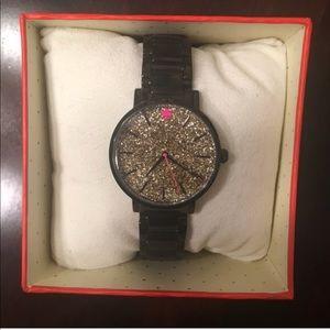 Kate Spade NY Grammercy Glitter watch