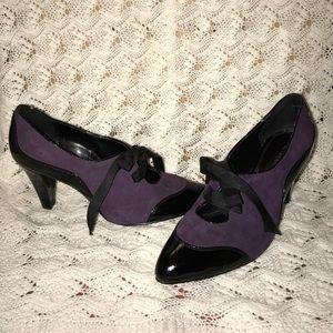 NWOT Liz Claireborn Raleigh Bow Heels