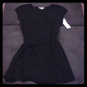 NWT Black Liz Lange Black Tunic Top!