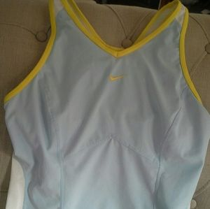 Nike workout top...dri-fit size medium
