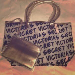 Victoria's Secret Clear Tote Bag