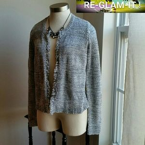 LOFT....BEAUTIFUL CARDIGAN