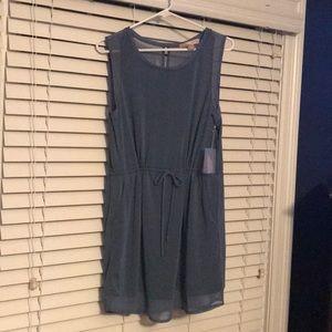 Forever 21 cinch waist dress