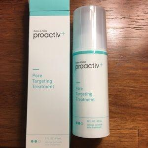New Proactiv pore targeting treatment