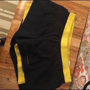 Nike Livestrong running shorts