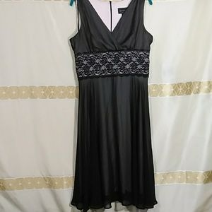 Sheer dress Connected Apparel  I-264