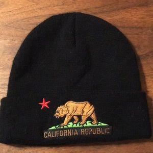 California Republic Beanie