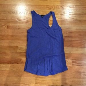Gap Purple-Blue Tank Top, Size Small
