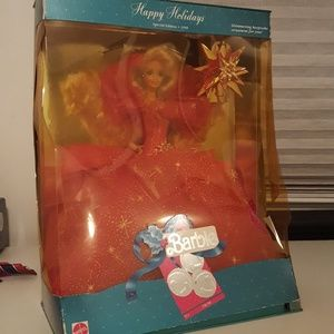 1990 Special Edition Holiday Barbie