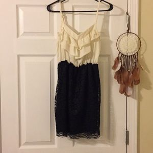 Adorably sexy cocktail dress.