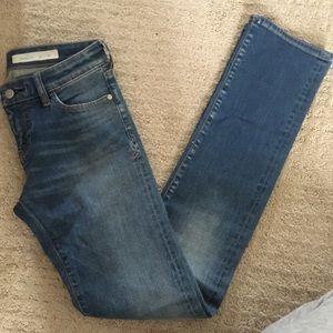 Pilcro Parallel Jeans